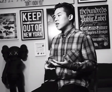 SKEETV GETS UP CLOSE WITH BOBBY HUNDREDS