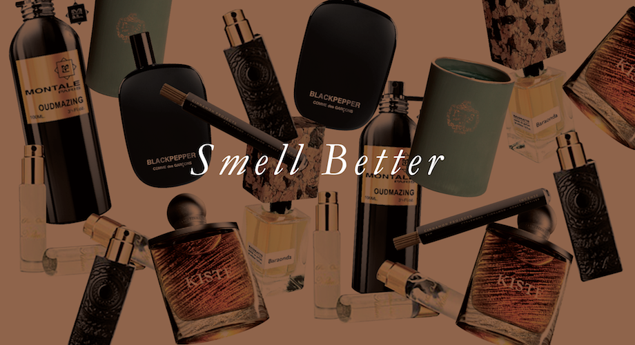SMELL BETTER :: Fragrances You Should Be Wearing in 2017