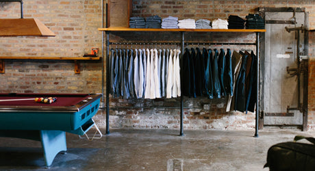Proudly Made in Chicago :: A First Look at Stock Manufacturing Company's New Space