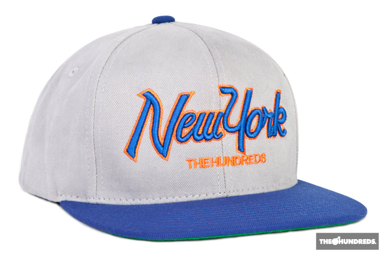 THE HUNDREDS CITY SNAPBACKS RELEASED IN STORES TOMORROW