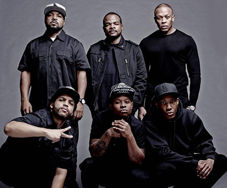 A FIRST LOOK AT THE NEWLY LEAKED N.W.A. BIOPIC TRAILER