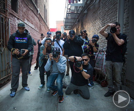 A HELLA TIGHT VIDEO OF #STREETMEETSF