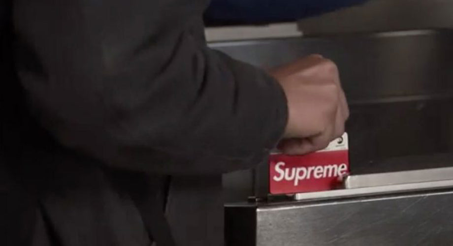 Why the Supreme MetroCard Trumps the Louis Vuitton Project
