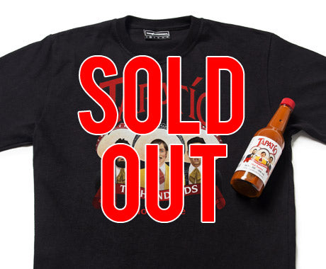 THE HUNDREDS X TAPATIO :: SOLD OUT!