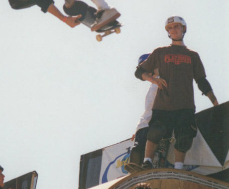 THE PAPPAS BROTHERS :: SKATEBOARDING IN 1996