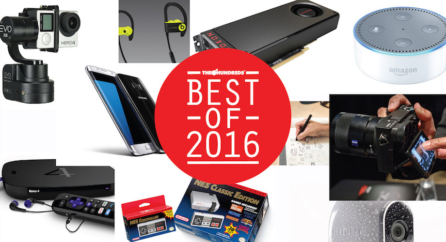 Best Tech Gadgets of 2016