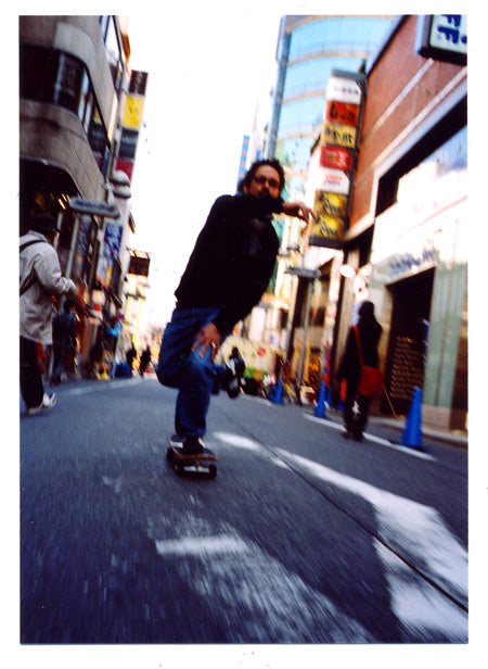 THE HUNDREDS CHRONICLES : TOMMY GUERRERO