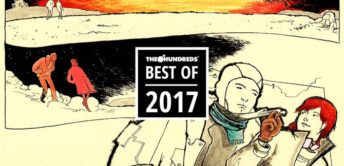Best of 2017 :: Graphic Novels