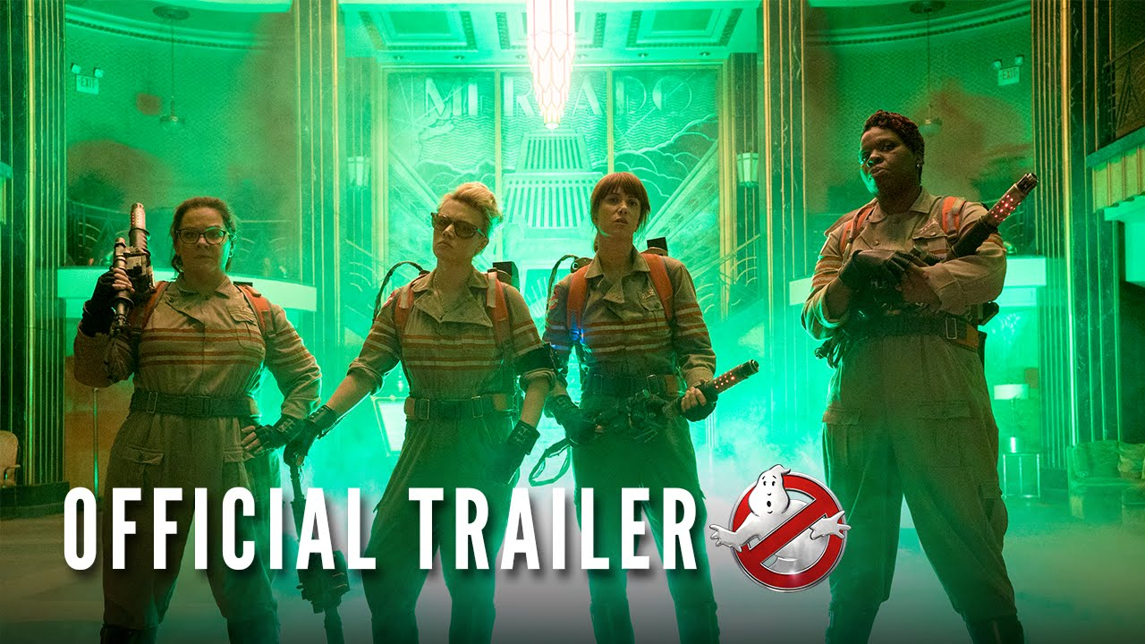 The First Ghostbusters Trailer Has Finally Arrived
