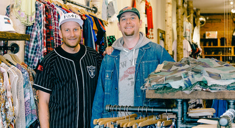 Q&A :: These Vintage Apparel Experts Provide Inspiration Pieces for Every Brand You Love