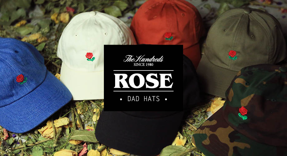 "Fan Favorite :: New ""Rose"" Dad Hats in Fall Colors, Camo, and Denim"