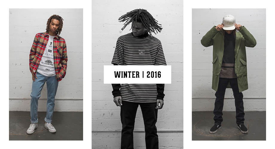 Feeling Warm, Looking Cool :: Introducing The Hundreds Winter 2016