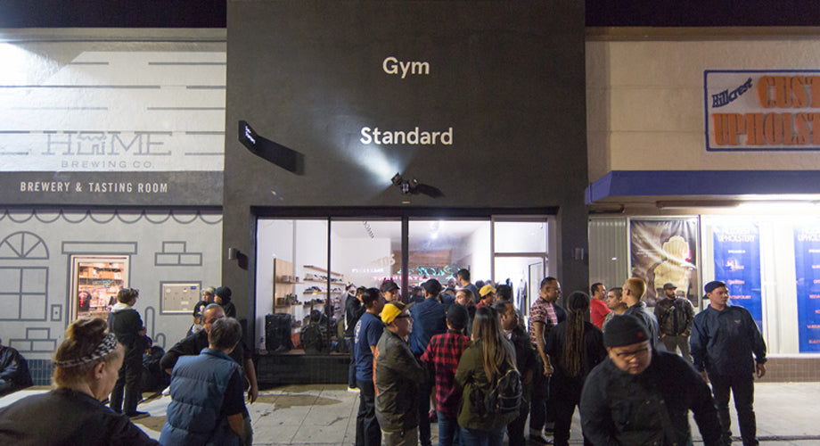 RECAP :: The Hundreds by Alyasha Release Party at Gym Standard
