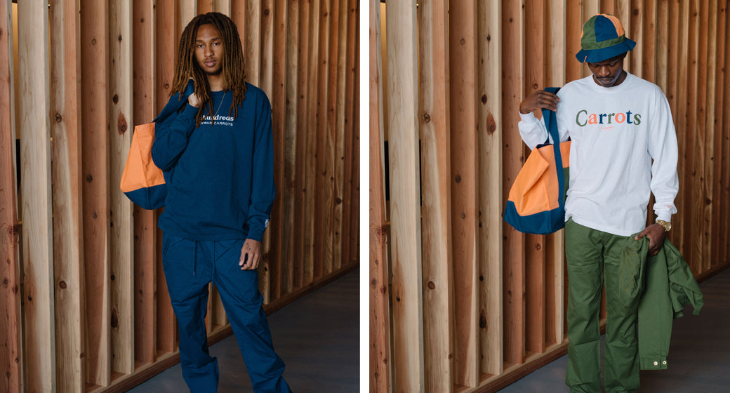 The Hundreds by Anwar Carrots Lookbook