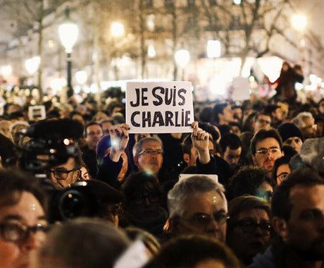 ANGER IS A RESPONSE, NOT AN ACTION :: SOLIDARITY FOR CHARLIE HEBDO