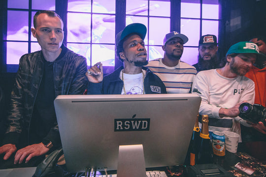 Curren$y #JetflixandChill Listening Party at RSWD Hosted by DJ Skee