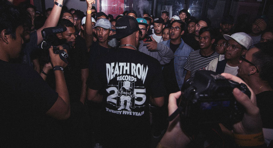 Southeast Meets West :: Here's a Recap from The Hundreds X Death Row Release Party