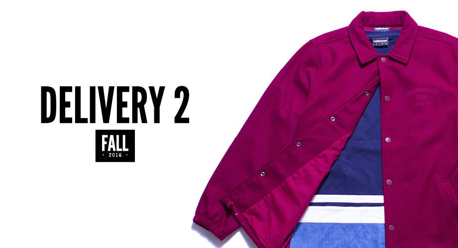 The Hundreds Fall 2016 Delivery 2 :: Available Now