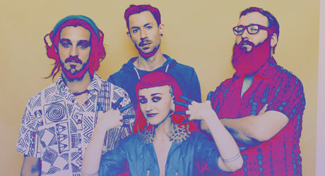 Choose Your Weapon :: Melbourne Future Soul Group Hiatus Kaiyote Is Taking Over