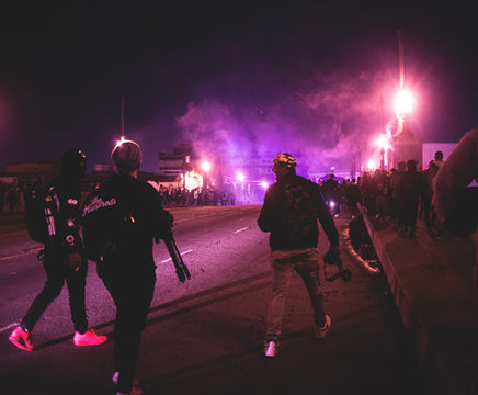 Flask Mob vs. LAPD :: What Went Down This Past Saturday
