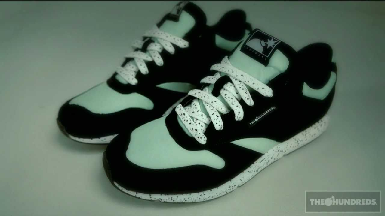 "THE HUNDREDS FOOTWARE : ""MINT N' CHIP"" SCULLY"