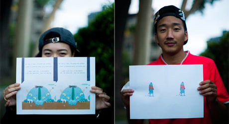 This Unexpected L.A. Duo Created the Coolest Children's Book You'll Ever Read
