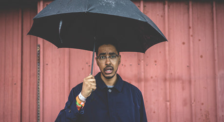 Music & Photography Is All Mathematics :: Vibe with MC/Producer Oddisee