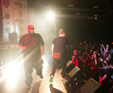 RUN THE JEWELS, RATKING, AND DESPOT LIVE IN THE CHI