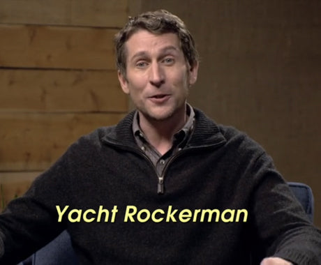 AN INTERVIEW W/ ONE OF COMEDY'S BUSIEST MEN, SCOTT AUKERMAN