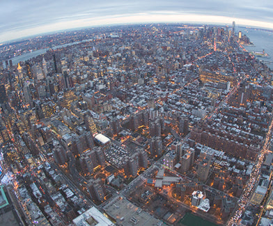 NYONAIR :: A BIRD'S EYE VIEW OF NEW YORK