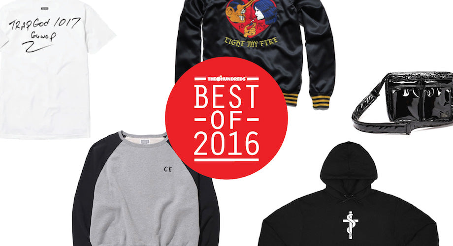 5b50d77c165 The Hundreds Staff s Favorite Streetwear Moments of 2016 - The Hundreds