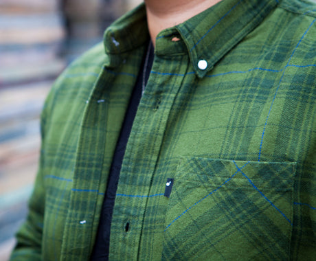 OUR DESIGNER SHOWS US WHY THE STRATEGY FLANNEL IS WORTH ITS WEIGHT