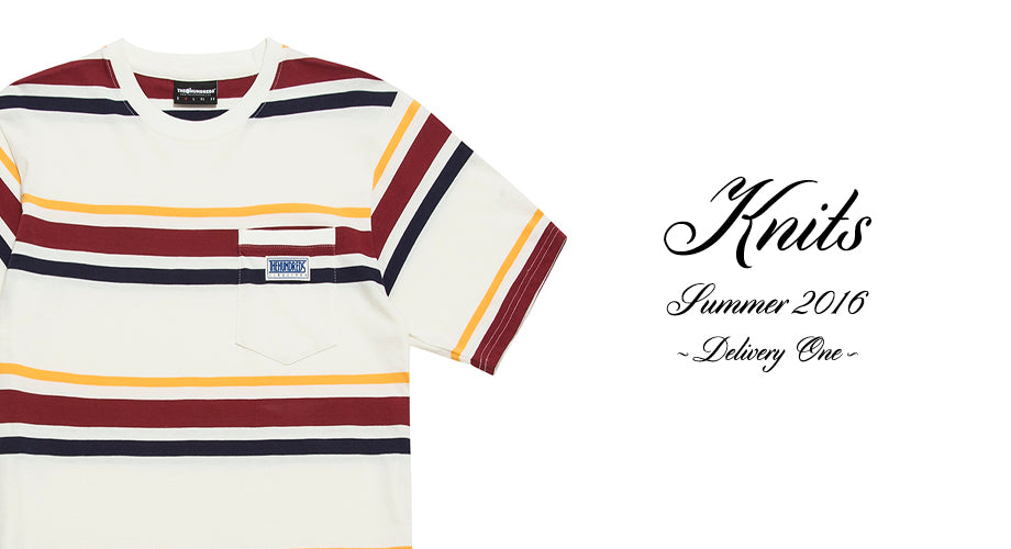 Available Now :: The Hundreds Summer 2016 Knits