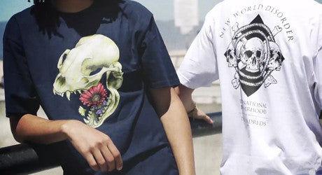 VIDEO :: First Look at The Hundreds Summer 2015 D1 Graphic T-Shirts