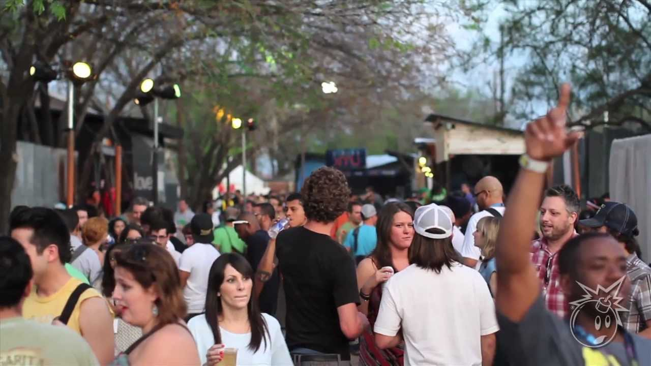 THE HUNDREDS : SXSW 2012