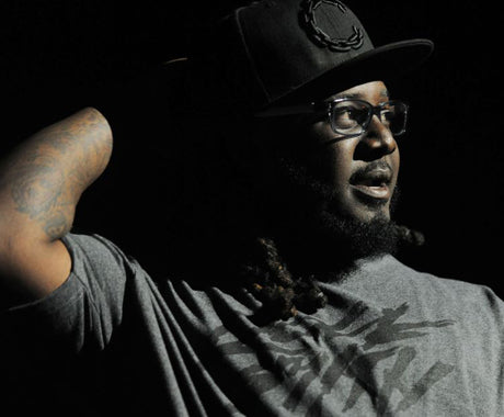 HOW T-PAIN HELPED ME GET OVER MYSELF