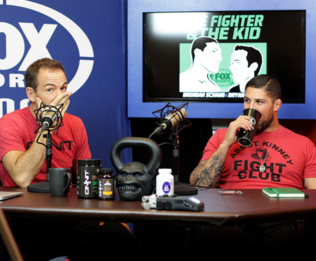 Day Jobs :: MMA Fighter + Comedian = Fastest Growing Podcast? Ever?
