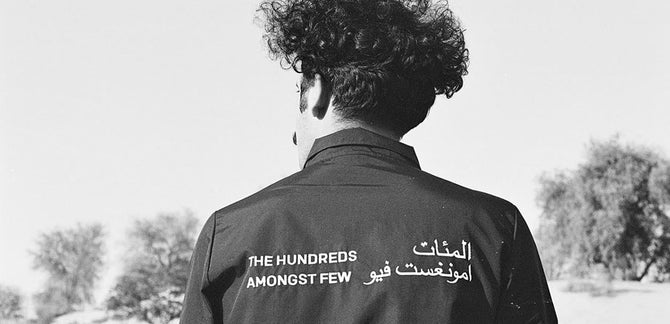 Straight Outta Dubai :: The Hundreds x amongst few Lookbook
