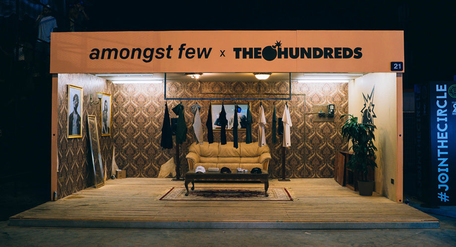 RECAP :: The Hundreds X amongst few Sold Out on Day One of Sole DXB