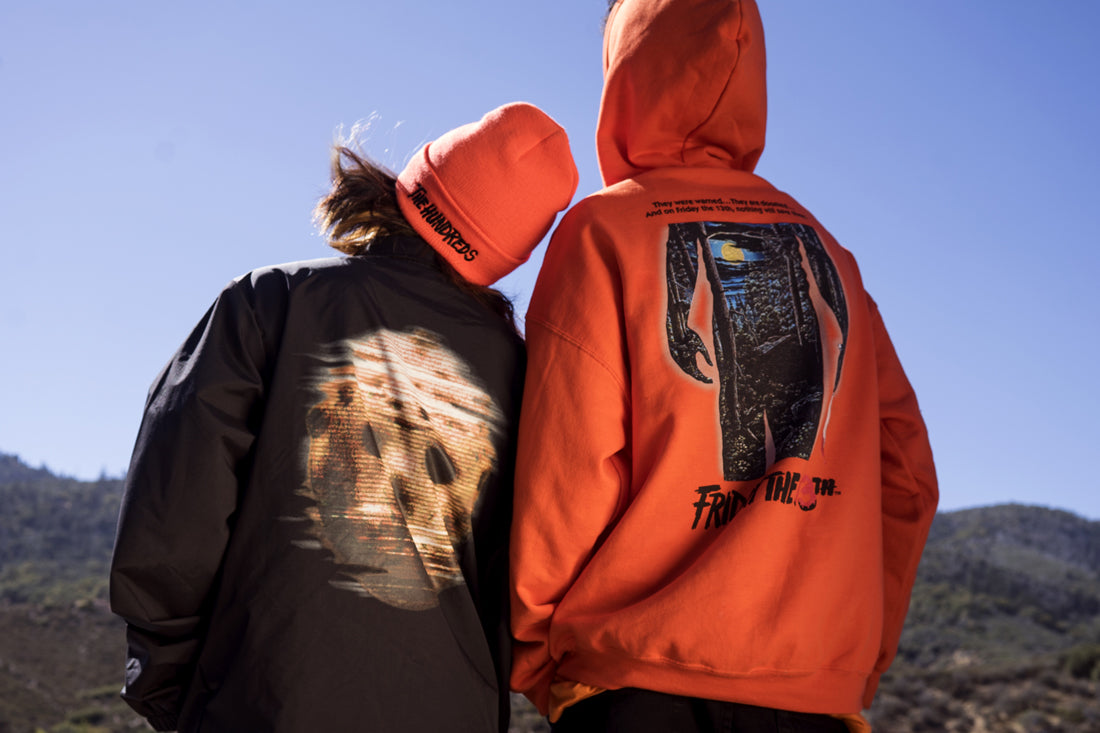 The Hundreds X Friday the 13th Lookbook
