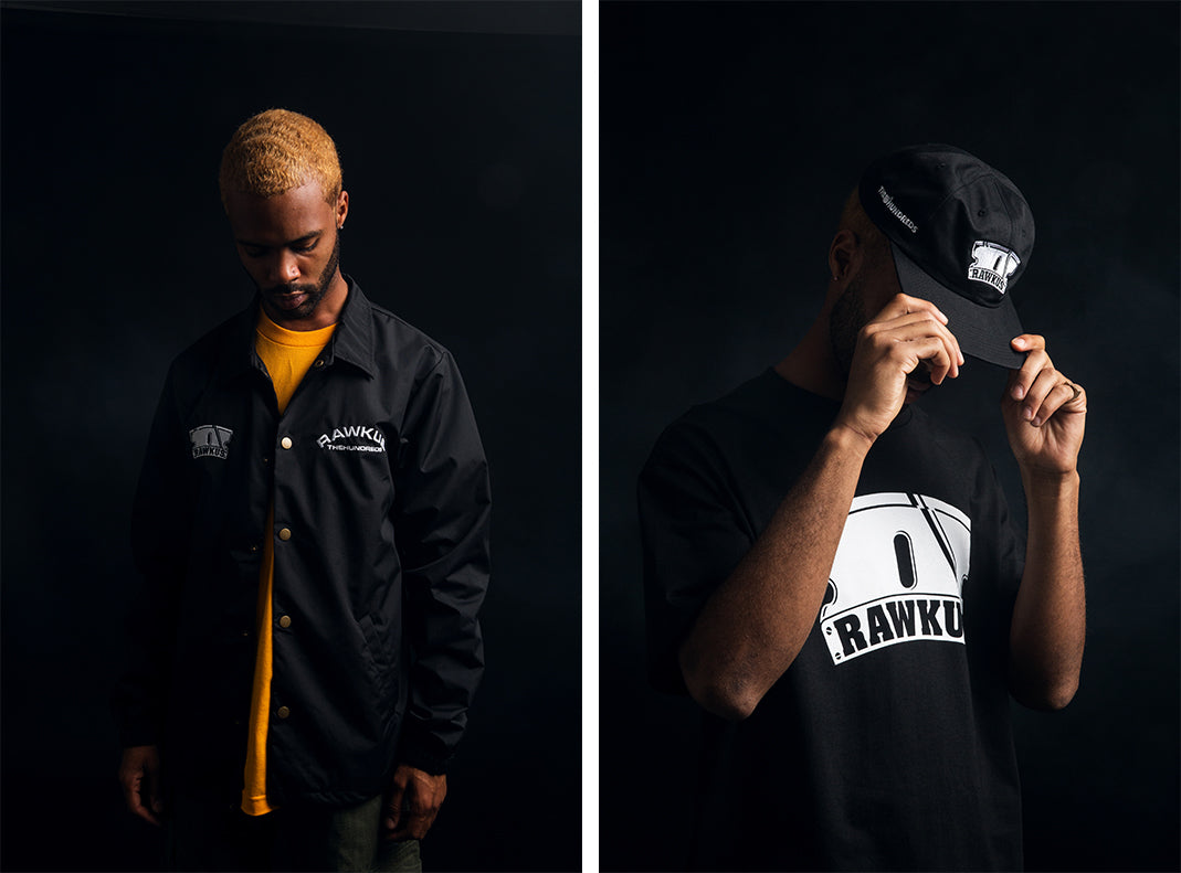 The Hundreds X Rawkus Records Lookbook