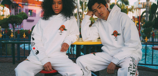 The Hundreds X The Karate Kid Lookbook