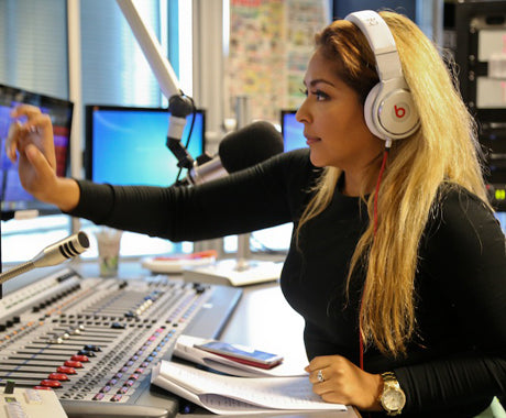 THE VOICE OF LA :: POWER 106'S YESI ORTIZ ON DREAMS AND HARD WORK