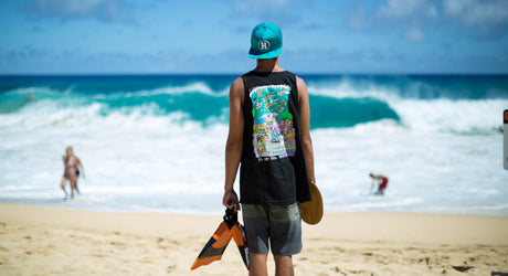 The Hundreds X Blue Hawaii Surf T-Shirt Release :: Available Now