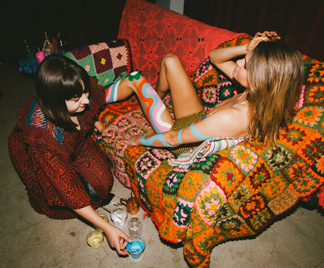CONTEMPORARY PSYCHEDELIA :: INHERENT VICE-INSPIRED ART @ THE ACE HOTEL