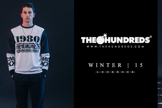 The Hundreds Winter 2015 Lookbook