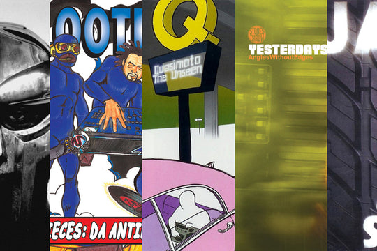 The Many Faces of Madlib :: 5 Albums that Reveal the Oxnard Native's Genius