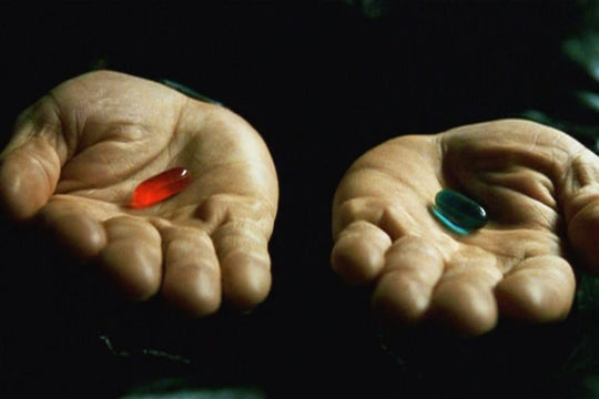 THE MATRIX HAS US :: The Sci-Fi Classic's Startling Modern-Day Relevance