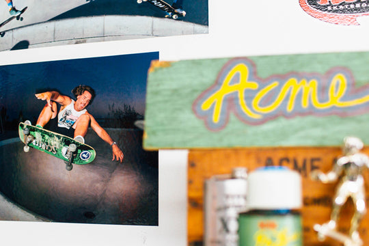 Against the Grain :: How Jim Gray and Acme Changed Skateboarding Forever