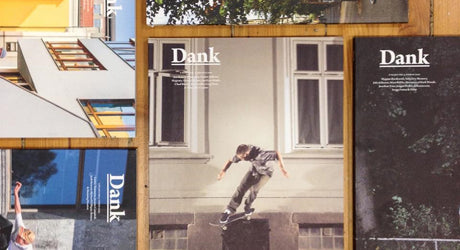 An Interview with DANK, Norway's First All-Independent Skate Magazine